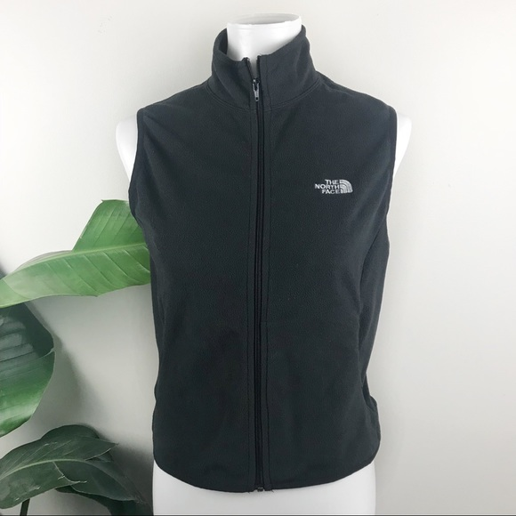 77a4f62dd the NORTH FACE Zip Up Fleece Vest